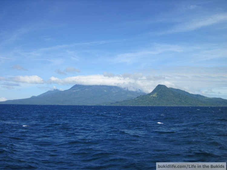 Headed for Camiguin