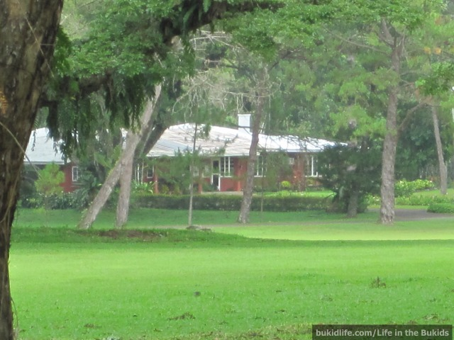 Cawayanon - The President's House